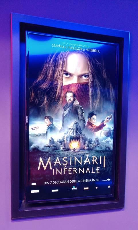 Poster Mașinării infernale