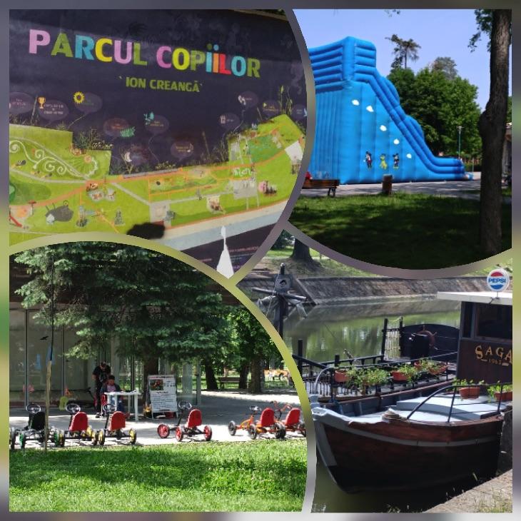 Parcul Ion Creanga - Timisoara (Parcu Copiilor)