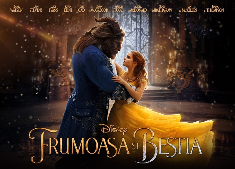 Beauty and the Beast (Frumoasa si bestia)