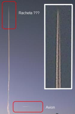 Lansare racheta la Timisoara ?