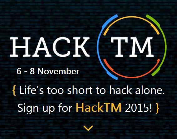 HackTM 2015 - hackatlon