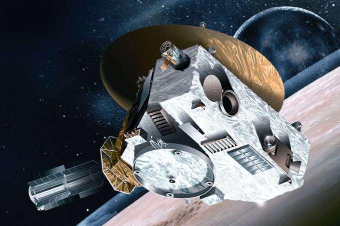 Sonda Spatiala - New Horizons