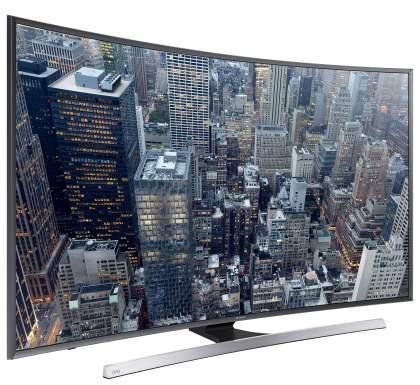 Smart Tv Curbat Samsung (UHD)