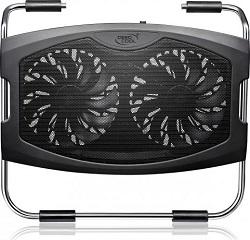 Stand racire laptop cu 2 ventilatoare