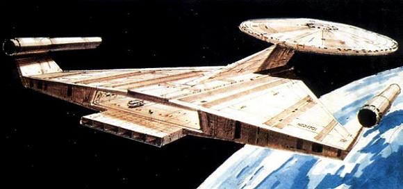Ralph McQuarrie Enterprise